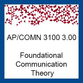 <u>3100 - Taught by Professor Andrew A. Monti</u>