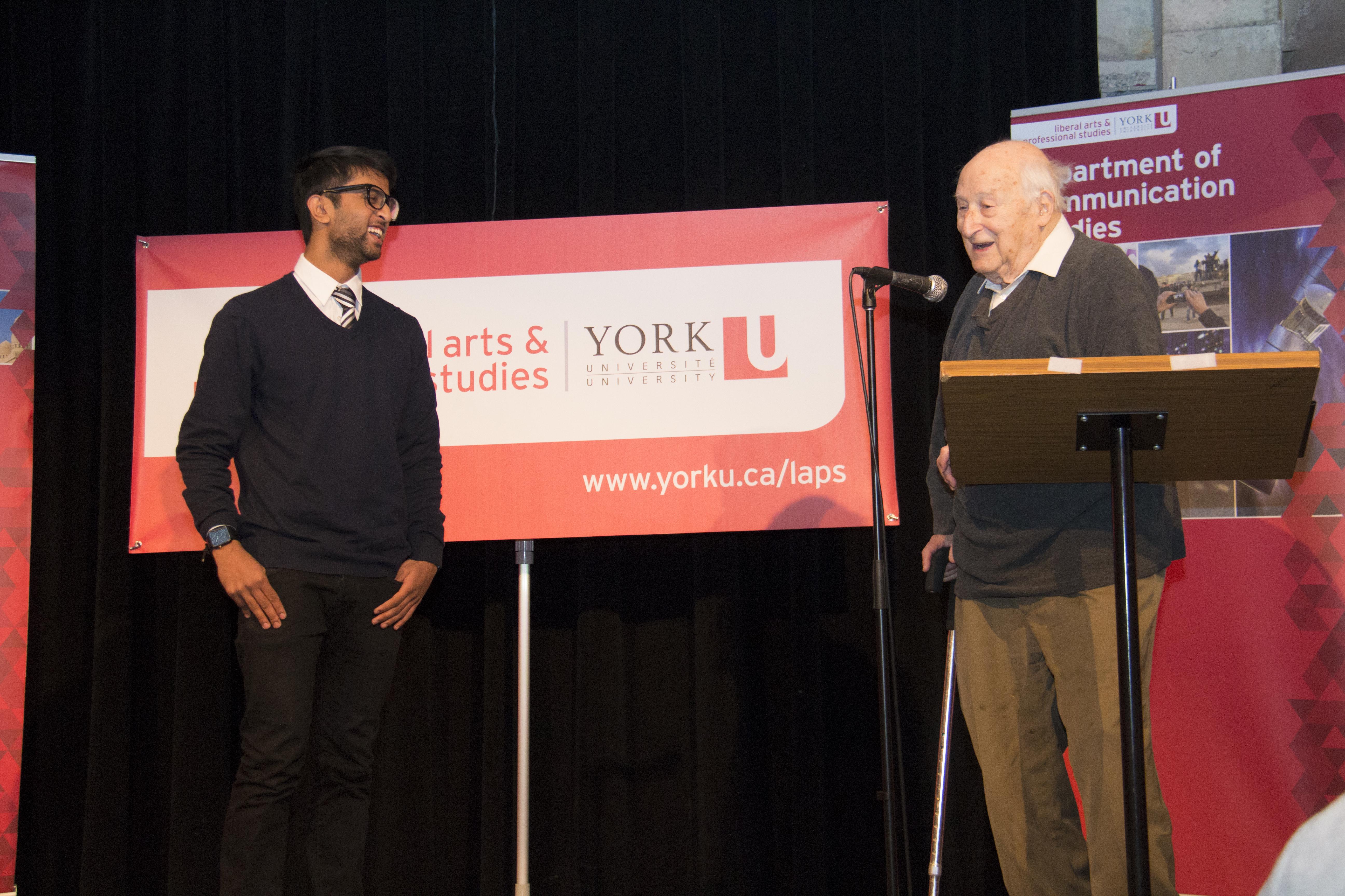 Eric Koch and Bradley Fearns 2 Eric Kock Award